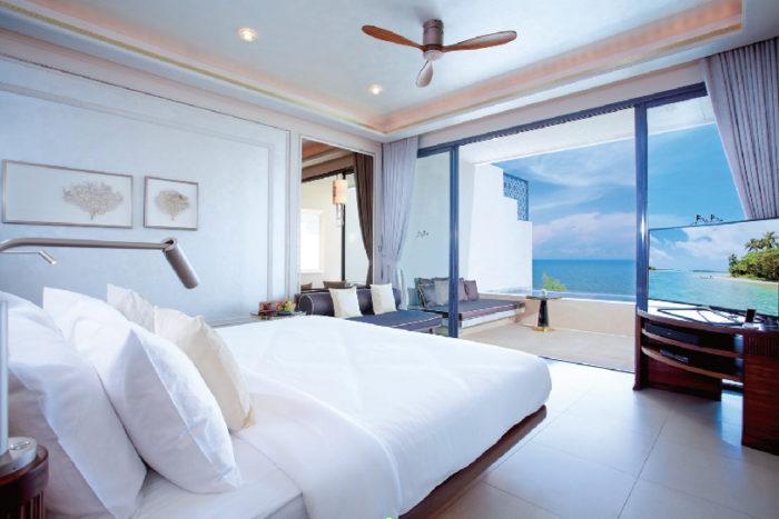 まるで夢かと思うほどの美しい光景 Baba Beach Club Hua Hin ババ・ビーチ・クラブ・ホアヒン