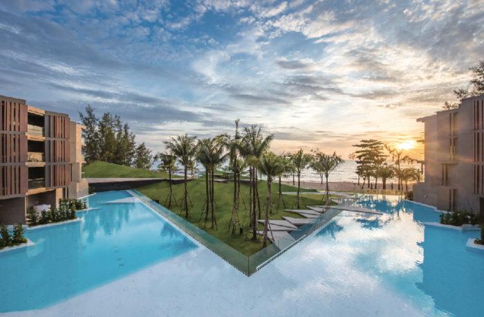 パンガー 観光地から離れた先に… 個性光るデザインリゾート La Vela Khao Lak ラ・ベラ・カオ・ラック