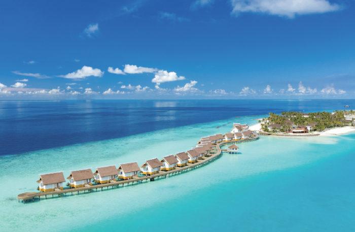モルディブ 複合商業施設が隣接! 最もホットな夢の楽園へ Singha Travel presented SAii Lagoon Maldives サイ・ラグーン・モルディブ