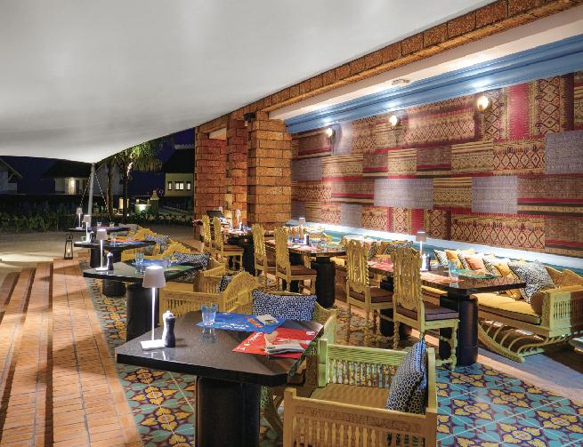コンセプトの異なる9つのレストランを完備 Singha Travel presented SAii Lagoon Maldives サイ・ラグーン・モルディブ