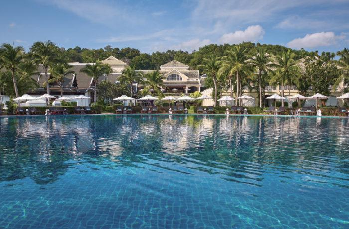 クラビ 広大なプールにゴルフ場 いざ格式高いコロニアル殿へ Sofitel Krabi Phokeethra Golf & Spa Resort ソフィテル・クラビ・ポーキートラー・ゴルフ&スパリゾート