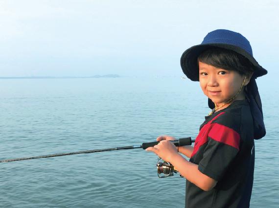 知る人ぞ知るシーチャン島で 海釣りを楽しんで! Somewhere Koh Sichang サムウェア・コ・シーチャン