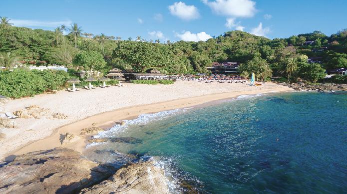 緑豊かなプライベートリゾートで自分を開放して The Tongsai Bay Ko Samui Thailand ザ・トンサイ・ベイ コ・サムイ・タイランド