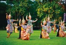 タイの一年