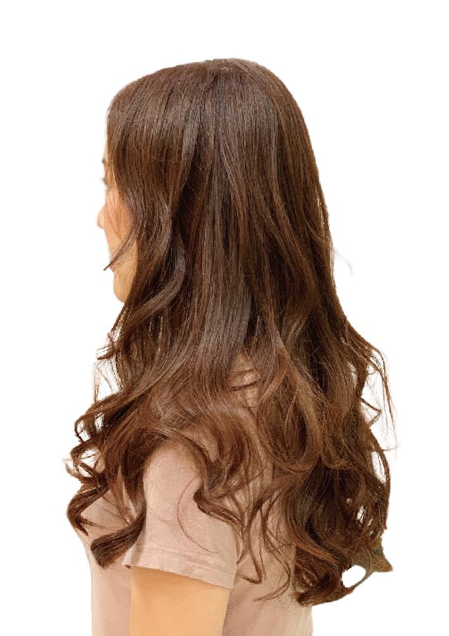 ヘアスタイル モカ・ブラウン - Hair Style Moca  Brown - 2,200B〜