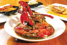 【Ministry of Crab】Pepper Crab Sサイズ(700g未満)1,450 Baht - ワイズデジタル【タイで生活する人のための情報サイト】