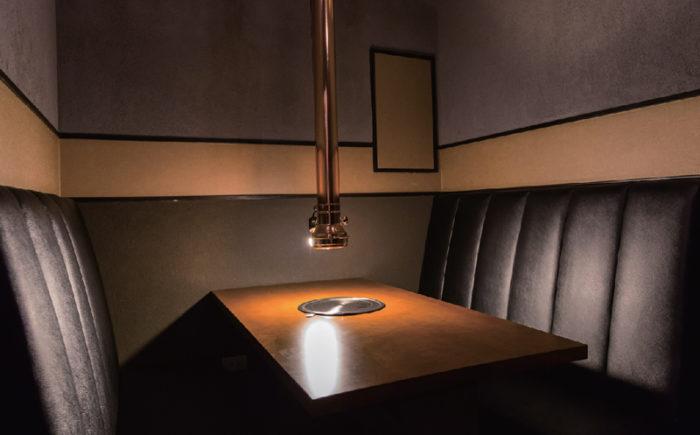 2〜12名用の完全個室も用意。落ち着いた雰囲気で焼肉を味わいたい方に最適