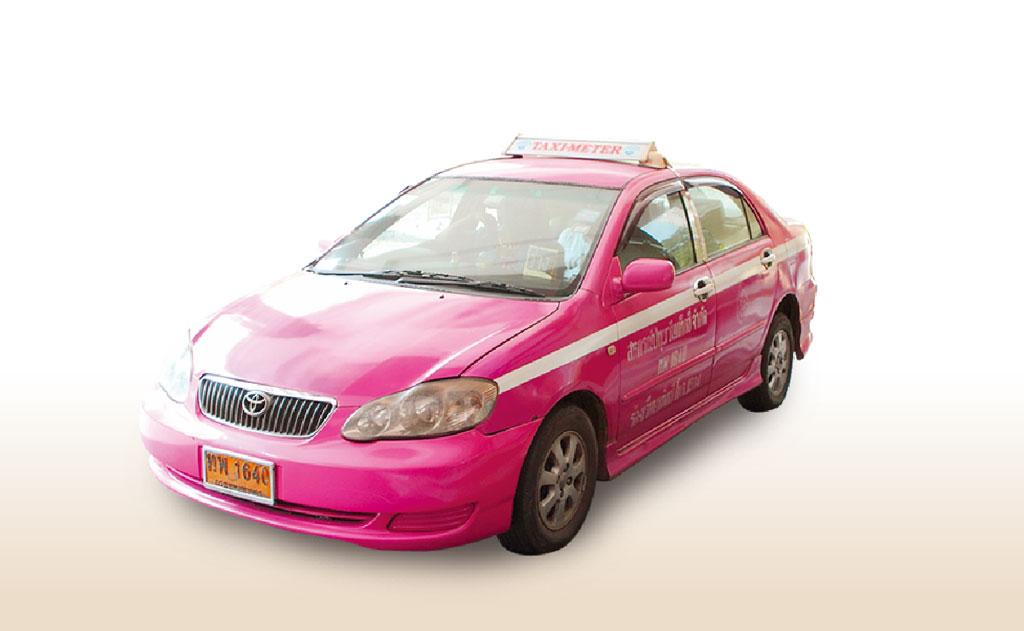 タイのタクシー・目的地指差しガイド - ワイズデジタル【タイで生活する人のための情報サイト】