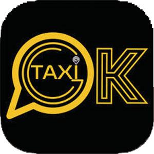 配車アプリ TAXI OK GPSや車載カメラ、緊急(SOS)ボタンの設置を義務付けられたタクシーを手配可能。