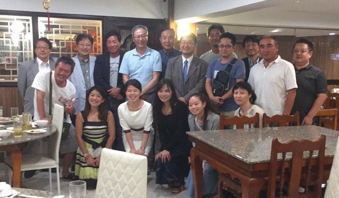 信州大学国際同窓会 タイ支部 在タイ信州大学同窓生とその家族、タイ人留学生、信大・長野県などにご縁のある方々の親睦会です。毎年8回の大学本部主催の国際同窓会と、新年会やゴルフ親睦会などを開催しています。