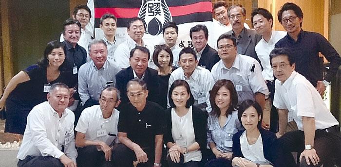 タイ成蹊会 2013年の安倍総理来タイ時には面談を許された事もある、吉祥寺の成蹊会本部から正式に認可された海外支部です。成蹊小学校、中学校、高等学校、大学のいずれかに在籍された方や関係者の方はご連絡下さい。