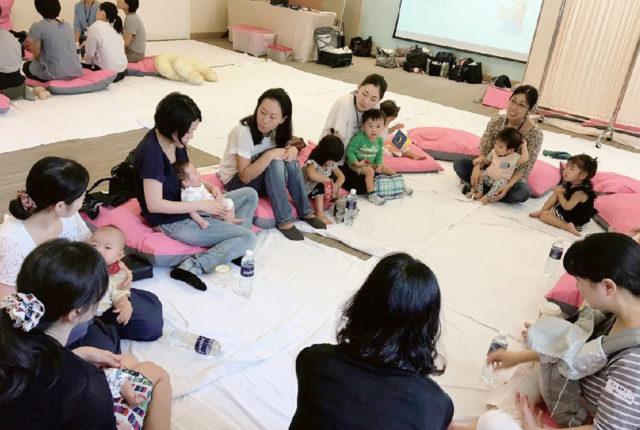 すくすく会 〜日本人会の「出産後」サポート〜 - ワイズデジタル【タイで生活する人のための情報サイト】