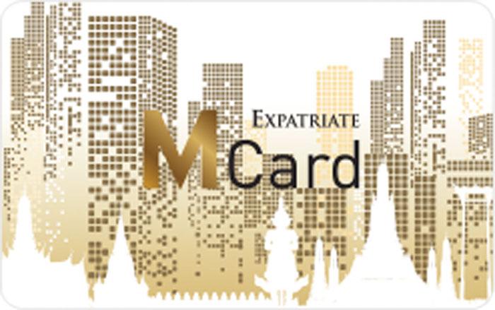 日本人愛用率高し! サイアムパラゴン、エンポリアムのザ・モール・グループ百貨店 M Card(Expatriate)