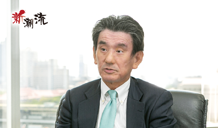 JETRO องค์การส่งเสริมการค้าต่างประเทศของญี่ปุ่น「เราจะส่งต่อข้อมูลที่เที่ยงตรงและบอกต่อเสียงของทุกคน」Taketani Atsushi - ワイズデジタル【タイで生活する人のための情報サイト】