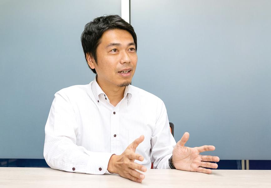 คุณคาคิโนะ Executive Officer กล่าวว่า ทั้งการวางแผนการผลิต การซื้อและจัดจำหน่าย ทั้งหมดนี้เราใช้ระบบเข้ามาช่วยในการจัดการข้อมูลสินค้า