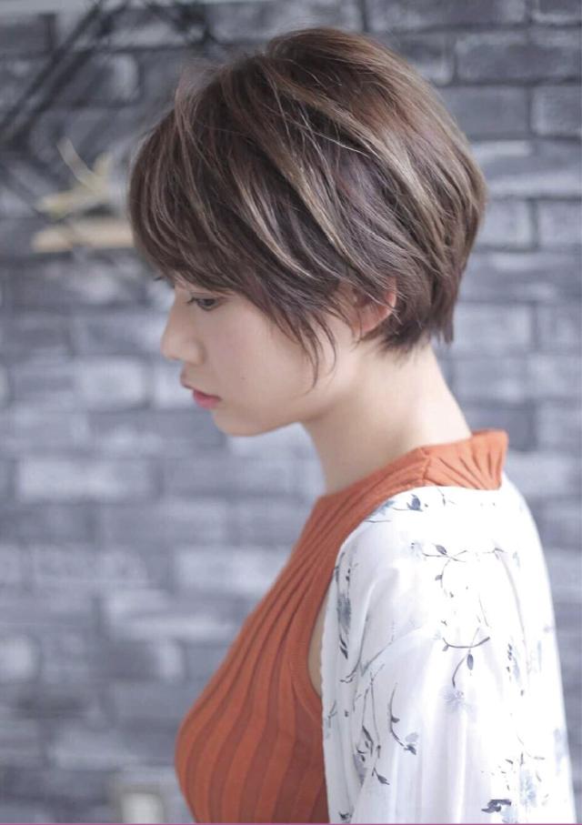 ヘアスタイル Spot Perm - Hair Style カット(炭酸SpaShower付き)+ポイントパーマ - 1,000B+1,000B 計2,000B
