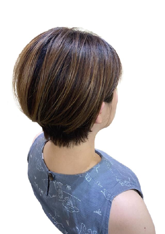 ヘアスタイル レイシオ・カラー - Hair Style Ratio Color - 2,000B〜※髪の長さによって異なります