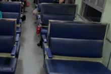57歳男性が列車で死亡 新型コロナウイルスに感染