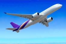 タイ航空、全てのフライト5月末まで運航休止