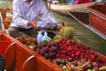 ダムナーンサドゥアク水上マーケット 観光経済促進キャンペーンを展開