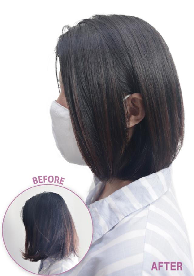 ヘアスタイル プレミアムストレート - Hair Style Premium Straight - 3,300〜4,300B