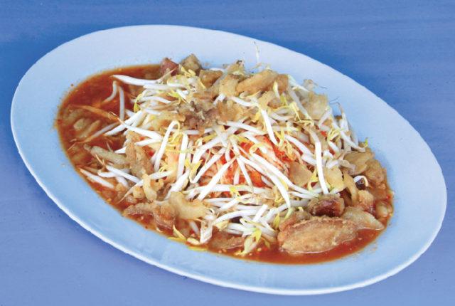 異なる食感が一皿に集結!「タムスア」 - ワイズデジタル【タイで生活する人のための情報サイト】