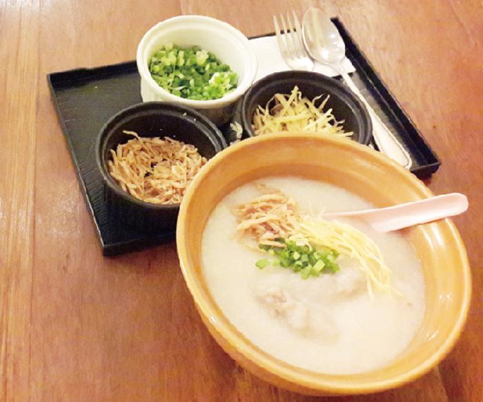 お粥レストランで、タイの定番朝食を - ワイズデジタル【タイで生活する人のための情報サイト】