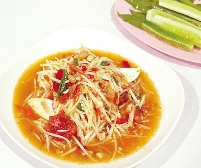 本場のイサーン料理をリーズナブルに - ワイズデジタル【タイで生活する人のための情報サイト】