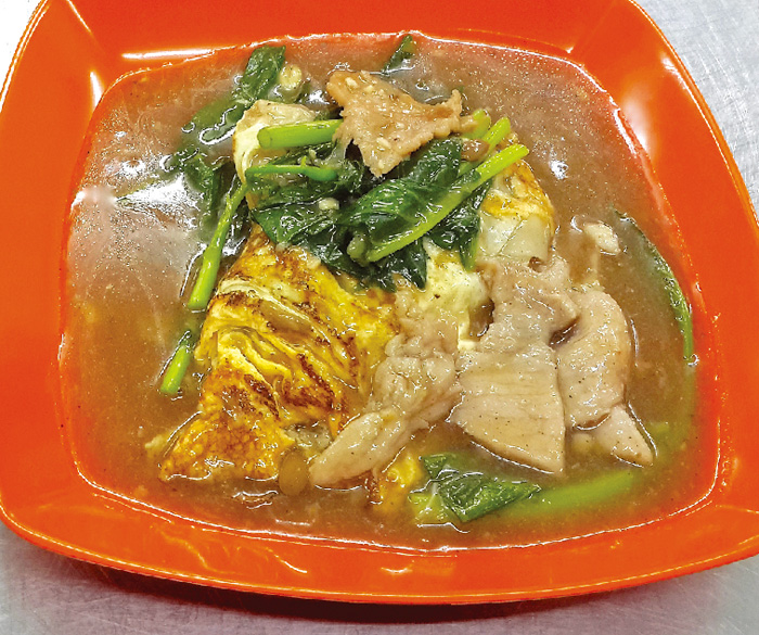 とろみが太麺と薄焼き卵にマッチ! - ワイズデジタル【タイで生活する人のための情報サイト】