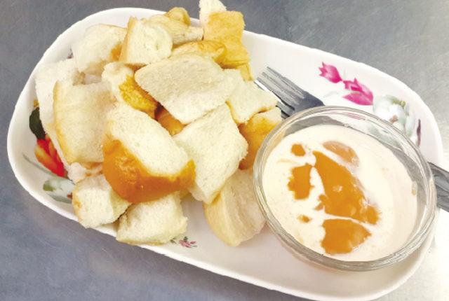 カスタードと蒸しパンの絶品デザート - ワイズデジタル【タイで生活する人のための情報サイト】