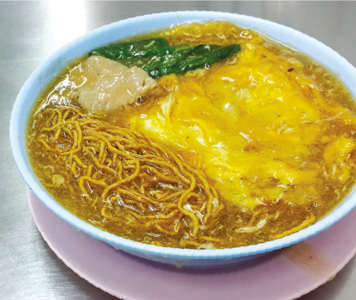 トロトロアツアツのあんかけ麺はいかが? - ワイズデジタル【タイで生活する人のための情報サイト】