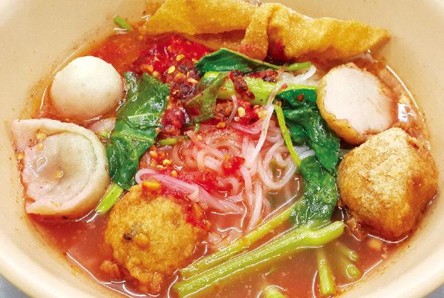 名店が魅せるやみつき紅腐乳細麺 - ワイズデジタル【タイで生活する人のための情報サイト】