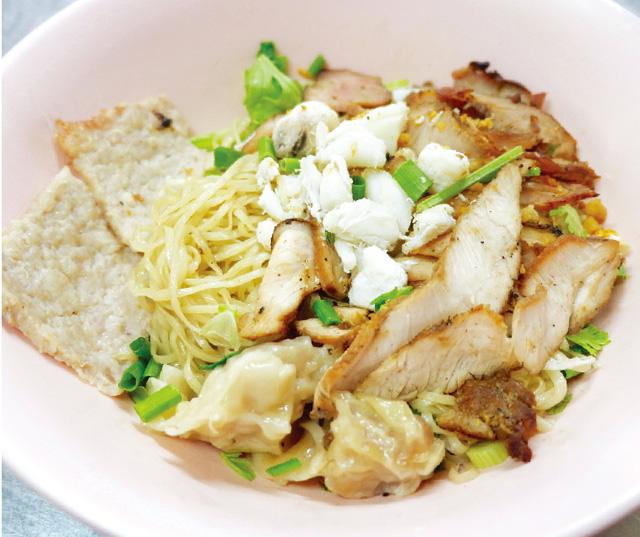 コスパ最高!昔ながらのやみつきワンタン麺 - ワイズデジタル【タイで生活する人のための情報サイト】