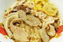 トムヤムスープの細麺 ・・・・ 45B