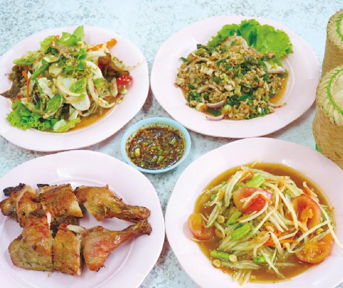 アソークの穴場!イサーン料理の人気店 - ワイズデジタル【タイで生活する人のための情報サイト】