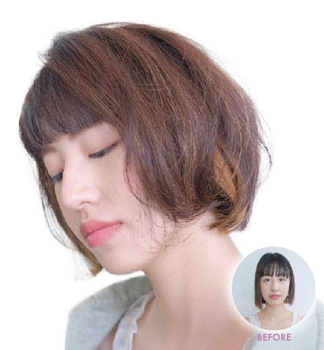 ヘアスタイル Color - Hair Style カラー - 3,000B → 1,500B ※2020年7月末日まで