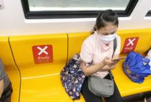 7月1日からの公共交通機関における ウイルス感染防止対策
