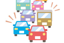 バンセーンビーチに観光客5千人が殺到 2キロに渡る交通渋滞も