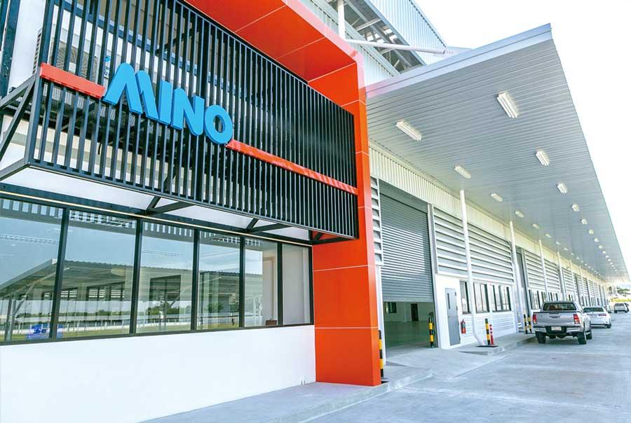 MINO (THAILAND) CO., LTD. - ワイズデジタル【タイで生活する人のための情報サイト】