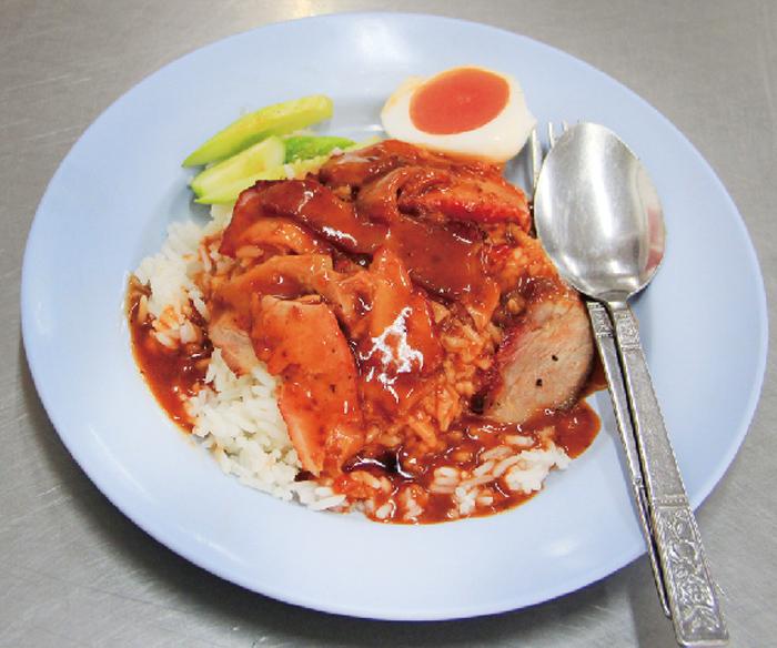 美味い! 安い! 文句なしのぶっかけ飯 - ワイズデジタル【タイで生活する人のための情報サイト】