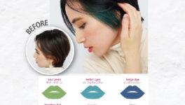 「インナーカラー」で ビビッドな色使いをもっと身近に - ワイズデジタル【タイで生活する人のための情報サイト】