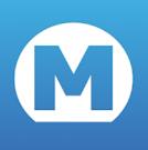 【スマホアプリ】 \乗り換え&駅情報/ MRTブルーラインおよびパープルラインの乗り換え案内、駅の出口や周辺のランドマーク、所要時間や終電時刻を検索可能。