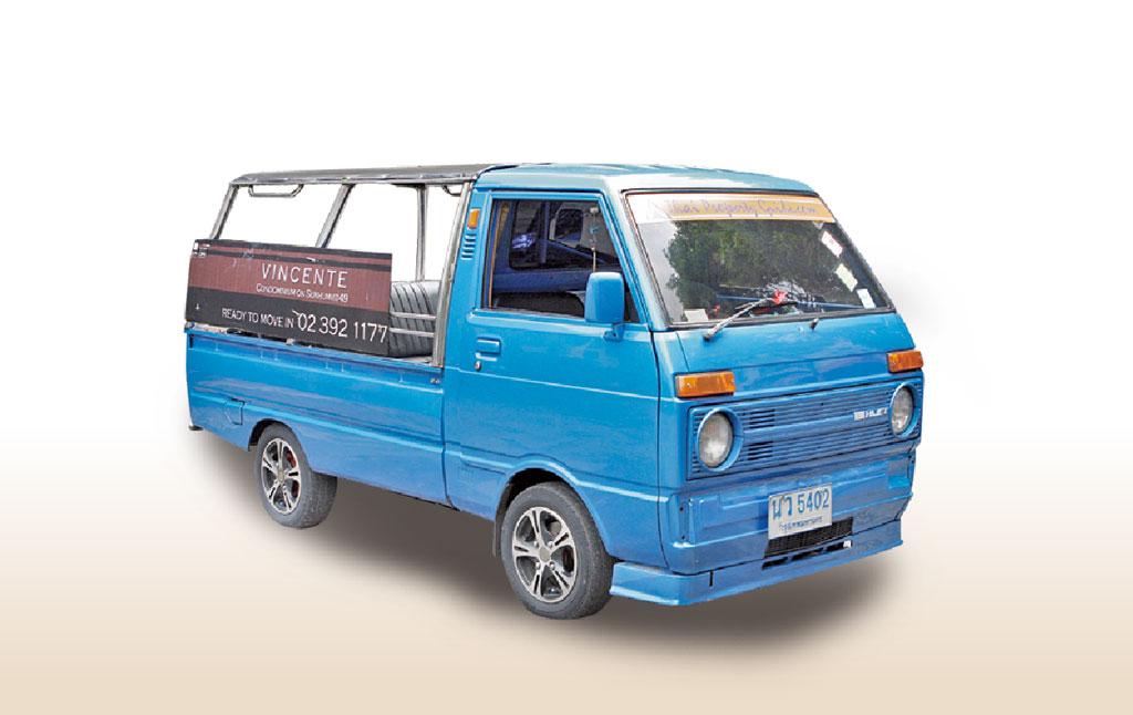 シーロー・バイクタクシー・トゥクトゥク・ソンテウ - ワイズデジタル【タイで生活する人のための情報サイト】