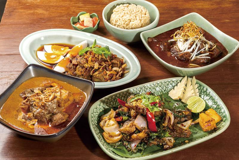 Soul Food Mahanakorn - ワイズデジタル【タイで生活する人のための情報サイト】