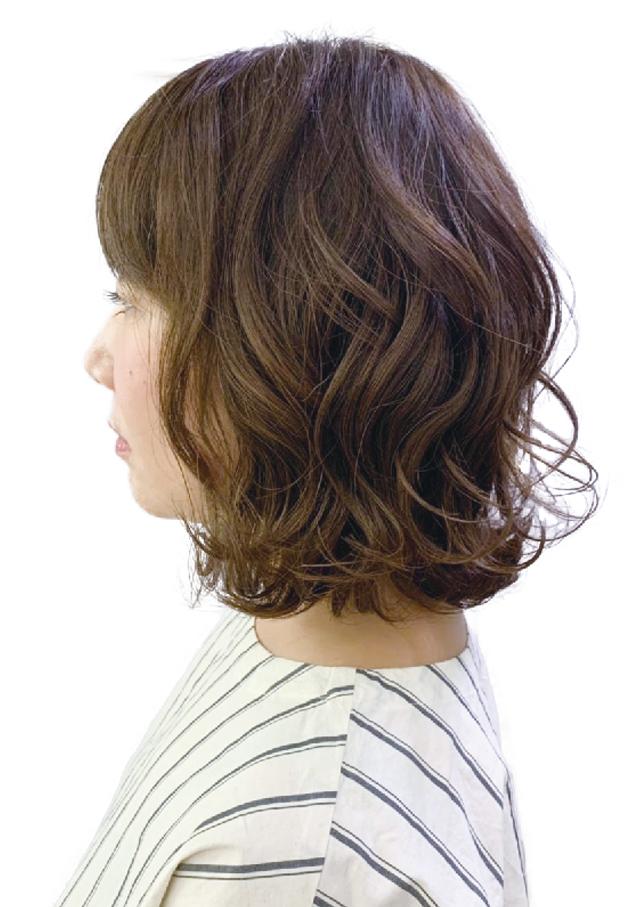 ヘアスタイル カット カラー - Hair Style Cut Color - カット1,150B カラー,200B