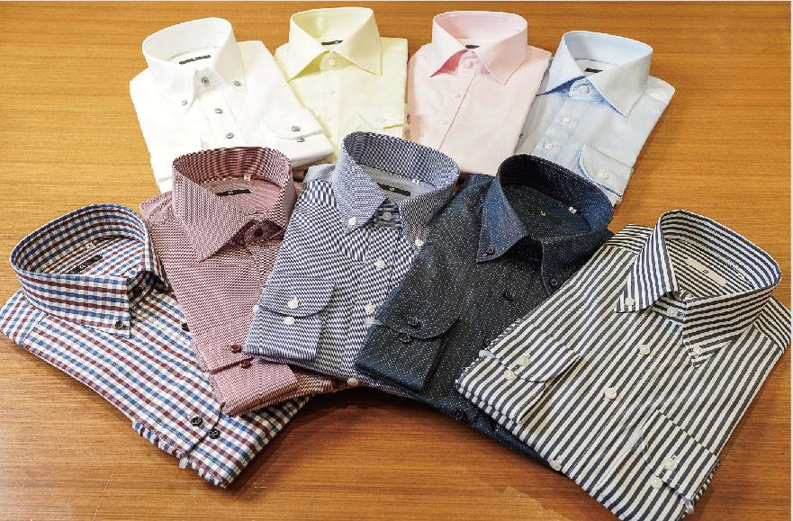 タイのビジネスシーンではノージャケット、ノータイが一般的。だからこそ、シャツで個性をアピールしてみては。