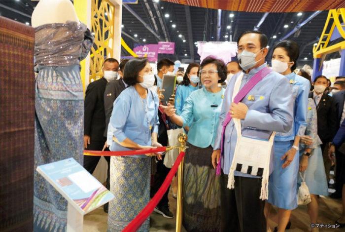 「外国人観光客を受け入れられない状況下にありながら、4億8,492万Bもの収益を達成できたことは国内消費の前向きな兆し。生産者の大きな励みにもなるだろう」。