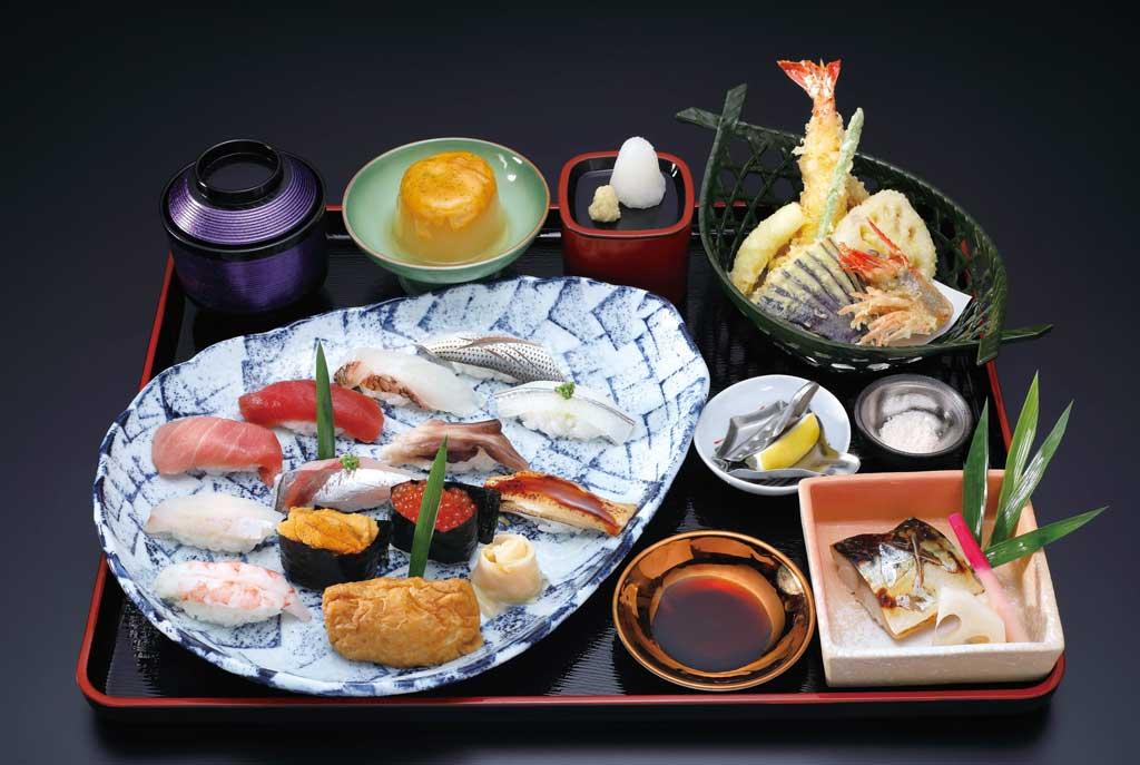 寿司御膳 1,280B
