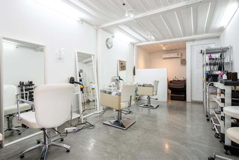 Clover Japanese Hair Salon - ワイズデジタル【タイで生活する人のための情報サイト】