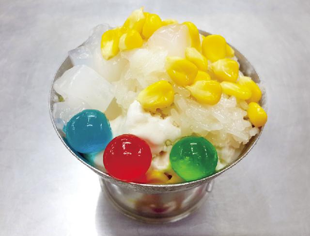 ココナッツミルクアイス 30B〜